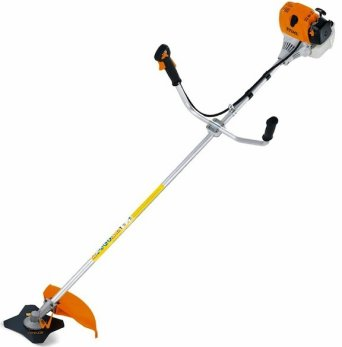 "Триммер <span style=""font-weight: bold;"">STIHL FS 100,&nbsp;</span>1050 Вт, оснастка: металлический нож, вес 5.8 кг"